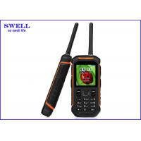 Buy cheap SWELL Rugged Waterproof Smartphone With Gps Tracker Walkie Talkie X6 from Wholesalers