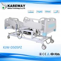 Wholesale Adjustable Economic Electric mechanical hospital bed For Clinic , Hospital And ICU from china suppliers