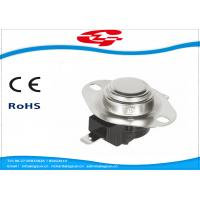 Wholesale 240V / 25A Bimetal Snap Disc Thermostat KSD302R-244 For Household Appliances from china suppliers