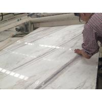 China Imported Marble Volakas White Marble Natural Stone Big Slabs Boutique Stones for sale