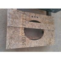 Wholesale G682 G603 Natural Granite Slab  Custom Size Polished For Kitchen Countertop bathroom vanity from china suppliers