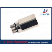 Wholesale Copper Air Suspension Valves , Porsche Cayenne Air Spring Suspension Parts from china suppliers