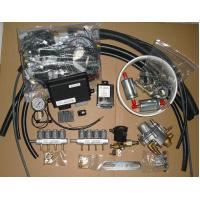 Wholesale Lo-gas CNG Sequentail injection kits for bi-fuel system on 5 or 6 or 8cylinder EFI/MPI gasoline cars from china suppliers