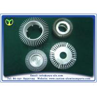 Wholesale Round Aluminium 6063 Heat Sink Extrusion Profiles Customize from china suppliers