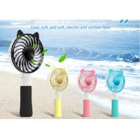 China Mini Portable USB Handy Rechargeable Electric Handheld Fan Essential For Travel Outdoor on sale
