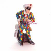 China Polyresin Miniature Figure Statue on sale