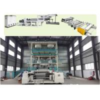 Wholesale TPU PVA PVB Extrusion Line , PE CPE CPP Thermoplastic Extrusion Machine  from china suppliers