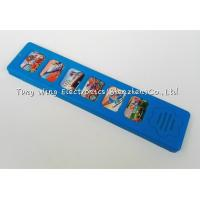 Quality Famous Six Story Sound Books For Kids Module In Blue Plastic for sale