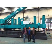 Wholesale Roadside Hydraulic Static Pile Driver , Pile Pressing Machines Energy Saving from china suppliers