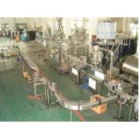 Buy cheap 5KW 2000KG Juice Production Line / Beverage Bottling Equipment For Food Industry from wholesalers