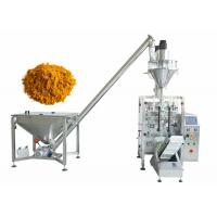 Wholesale Powder Packaging Machine with Auger Filler For Packing Curry and Spice from china suppliers