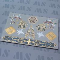 Wholesale Gold Tattoo, Golden tattoo sticker, Metallic tattoo sticker. from china suppliers