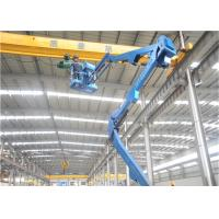 China Rough Terrain Electric Articulating Boom Lift Z-40E 12M 5.32*1.75*2.00m Overall Dimensions for sale