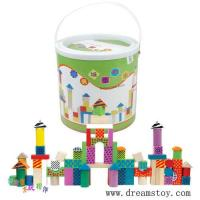 Wholesale Wooden Toys Blocks (Castle) from china suppliers