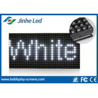 Wholesale Video Open Sign Single Color led module p10 outdoor 320mm * 160mm from china suppliers
