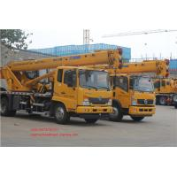 Wholesale 5-Section U-Arm Design XCMG RT70 70 Ton 4x4l Rough Terrain Tractor Crane 450mm Ground Clearance from china suppliers