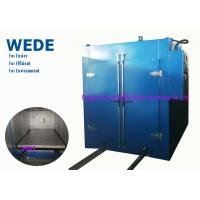 Wholesale Blue Automatic Powder Coating Machine , Varnish Industrial Powder Coating Oven from china suppliers