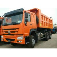 Buy cheap 40T SINOTRUK HOWO HF9 front axle 6*4 dump truck with 12.00r20 tyres from wholesalers
