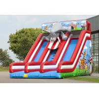 Wholesale Large Circus Commercial Inflatable Slide Elephant Infatable Dry Slide from china suppliers