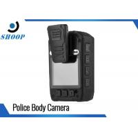 Wholesale Full HD Motion Detecting Portable Police Body Cameras with 32G Storage from china suppliers