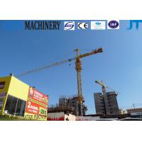 Wholesale China best price qtz160 big construction machinery tower crane from china suppliers
