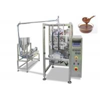 Wholesale Automatic Stick Chocolate Paste Packing Machine with Filling , Sealing , Wrapping  Function from china suppliers