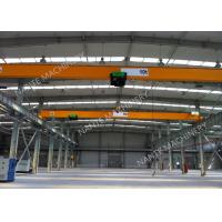 Quality 10T Single Girder Overhead Cranes For Factories / Material Stocks / Workshop for sale
