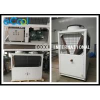 Wholesale Simple Structure Air Cooled Condenser / Walk In Cooler Condensing Unit 23A from china suppliers