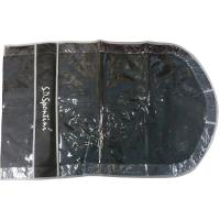 Wholesale Sd.Spontini 75g Unwoven Fabric + Pvc Cover Suit Garment Bag With Grey Border, Silver Logo from china suppliers
