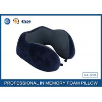 Wholesale China supplier new style U shape memory foam neck travel pillow from china suppliers
