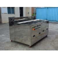 Wholesale Multi Tank Industrial Ultrasonic Cleaner For Car / Motor / Truck Wash Rinse Dry Ultrasonic Parts Cleaner from china suppliers