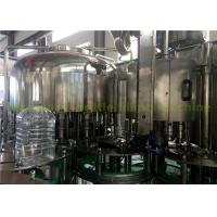 Wholesale 5 L Water Bottling Equipment , Filling And Packing Water Processing Machine Plant from china suppliers