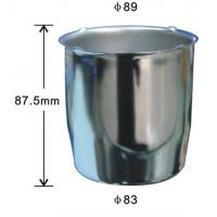 Wholesale 87.5mm Automobile / Car Alloy Wheel Caps, Car Wheels Accessories from china suppliers