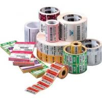 Wholesale Waterproof PVC Self Adhesive Labels Roll , Pantone Color Direct Thermal Labels from china suppliers