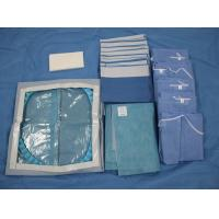 China C - Section Nonwoven Disposable Surgical Packs Class II EO Sterilization on sale