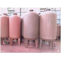 Wholesale Fire Fighting Diaphragm Pressure Water Storage Tanks 80 Degree Operating Temperature from china suppliers
