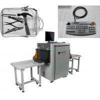 Buy cheap X ray Security Scanner 5030cm with 80KV single energy for Shoes inspection from wholesalers