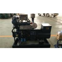 Wholesale Light Weight 30KW Diesel Generator , Small Diesel Generators For Boats from china suppliers