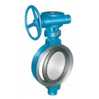 Buy cheap Flange Type Triple Eccentric Butterfly Valve (BV6000FT-W1) from wholesalers