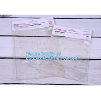 Buy cheap PVC Cosmetic Bags, PVC Transparent Bags and PVC Packaging Bags, PVC PACKAGE BAGS, PVC Pouch, Packaging Materials, PVC PA from wholesalers