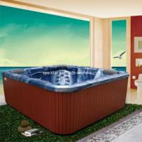 Wholesale Acrylic Outdoor SPA with Massage, Recreation and Thermostat System from china suppliers