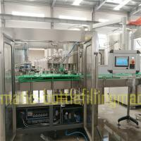 Wholesale Flavoured Juice Drink Beverage Filling Machine For Small Fruit Juice Factory from china suppliers