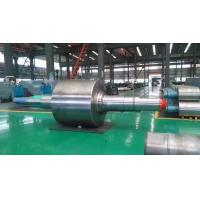 China Horizontal Centrifugal casting roll and Ductile Iron Steel Mill Rolls on sale