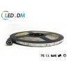 IP20 SMD 3528 White LED Flexible Strip Lights 120 Leds Per Meter 12V / 24V Available for sale