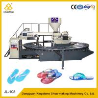 Buy cheap Kingstone 1/2 Color PVC/PCU Plastic Slipper Making Machine from wholesalers