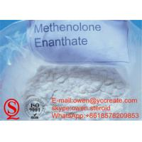Wholesale Metenolone Enanthate Bodybuilding Primobolan Depot Cutting Cycle Steroids Source from china suppliers
