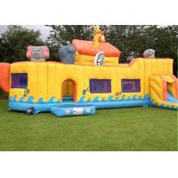 Wholesale Noah ' S Arc Activity Animal Commercial Inflatable Toddler Playground Amazing And Huge from china suppliers