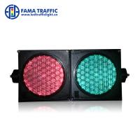 Wholesale HighBrightness 100mm Traffic Light , Dust Resistantance LED Traffic Signal Lights from china suppliers