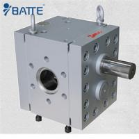 Wholesale Plastic Cast Film Extrusion Machine Used Melt Gear Pump from china suppliers