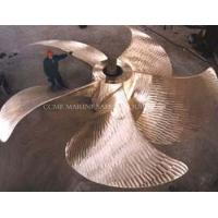China IACS Approved Marine Propulsion System Marine Shafting Marine Propeller on sale